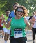 Usha Stevens's Crazy Running Challenge