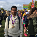 Royal Parks Half Marathon – runners raise £1,300