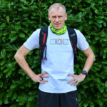 Simon Best's  250 Mile Run Challenge