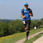 Simon completes next 50 miles of 250 mile run challenge